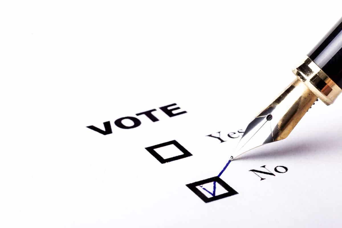 elezioni con smartphone
